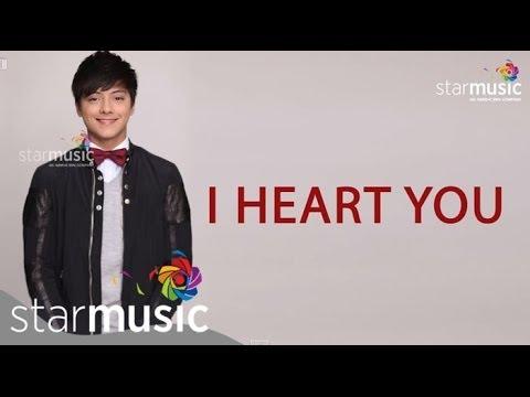 Daniel Padilla - I Heart You (Official Lyric Video)