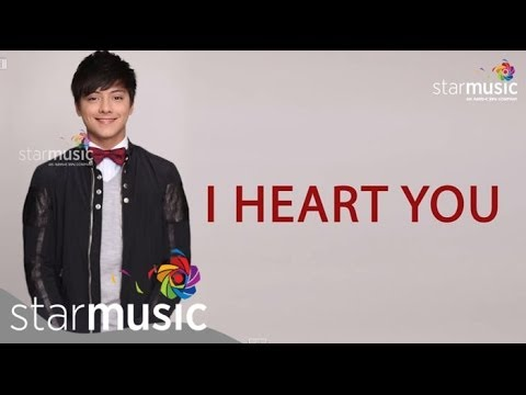 Daniel Padilla - I Heart You (Official Lyric Video)