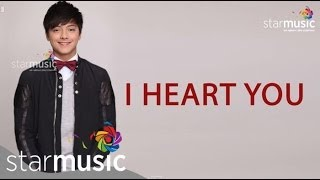 Download Daniel Padilla - I Heart You (Official Lyric ) MP3 song and Music Video