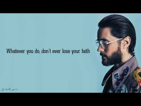 Thirty Seconds To Mars - Rescue Me (Lyrics)