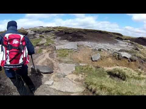 Peak District Kinder Scout May 2015