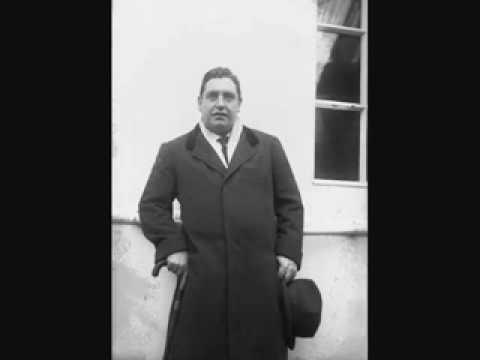 John McCormack - Drink to Me Only with Thine Eyes (1910)