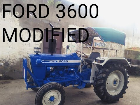 FORD 3600 MODIFIED BY Murad Uncle || SHIV SHARMA