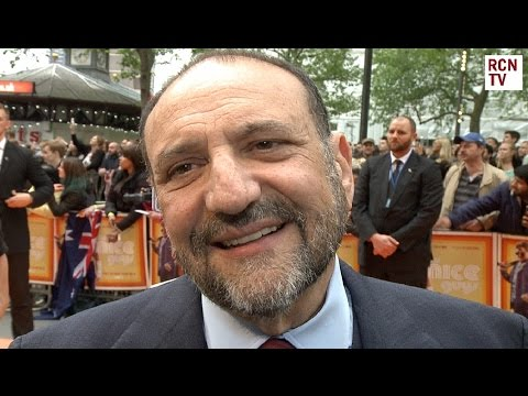 Joel Silver Interview The Nice Guys Premiere