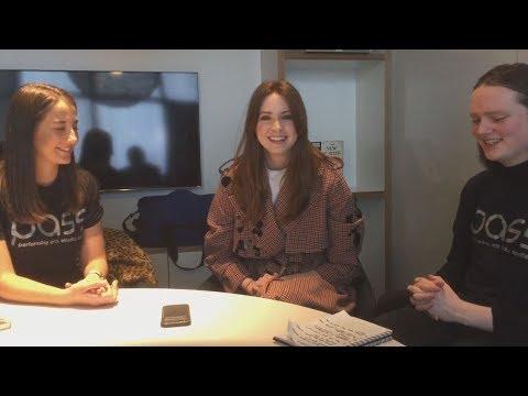 Interview with Karen Gillan, Edinburgh College's new patron of performing arts