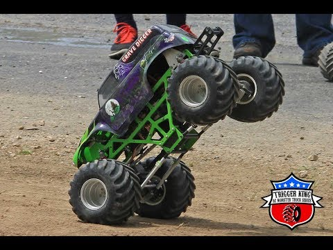 Sport Mod Freestyle - Jul. 2, 2017 - Trigger King R/C Monster Trucks