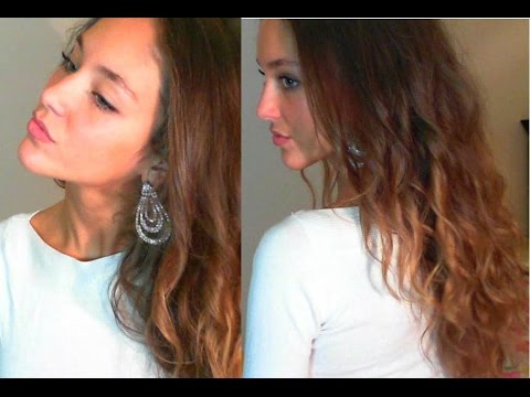 Bucle Naturale In 2 Minute Bucle Fara Placa Youtube