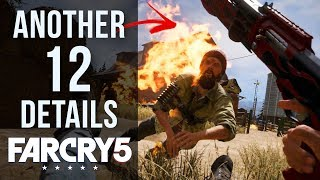 Another 12 AMAZING Details in Far Cry 5
