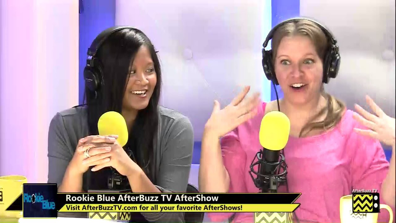"""Download Rookie Blue  After Show  Season 4 Episode 5 """" Poison Pill """"   AfterBuzz TV"""