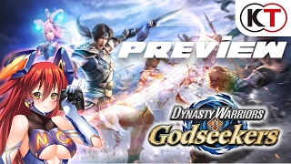 Preview - Dynasty Warriors: Godseekers