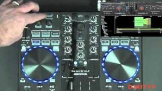 DJKit.tv review the JB Systems DJ Kontrol 2 DJ Controller