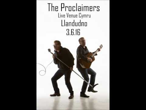 The Proclaimers Live By the Sea