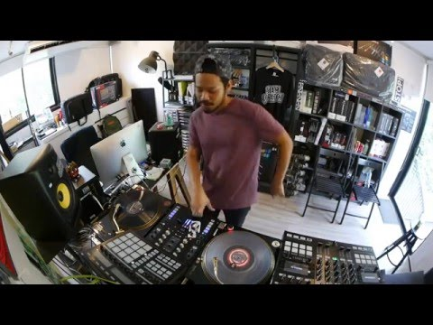 DJ BUTUNG 2016 Red Bull #Thre3Style Application Video