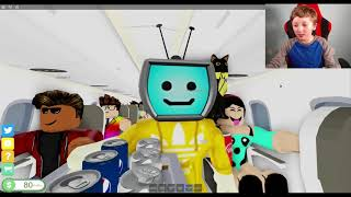 ROBLOX Cabin Crew Alpha Stage Part 2 by Roryoi 09