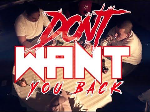 DON'T WANT YOU BACK - BrownCanShine