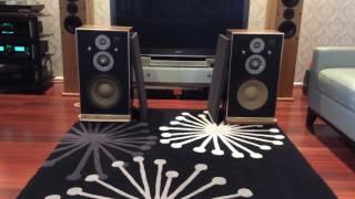 Technics SB-501 Speakers