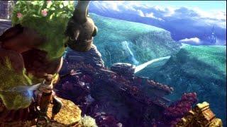 Majin and the Forsaken Kingdom part 1