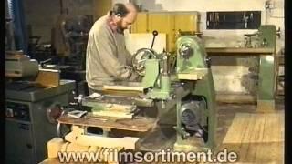 Handwerk und Berufe: IN DER DRECHSLEREI (DVD / Vorschau)