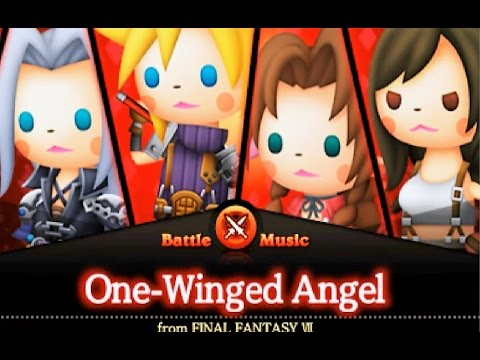 One-Winged Angel (Ultimate Score) Perfect Chain | Theatrhythm Final Fantasy Curtain Call~