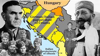 Yugoslavia in World War Two - a tale of resistance, collaboration, and betrayal