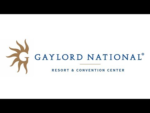 Hotel Entrance - Gaylord National Resort & Convention Center