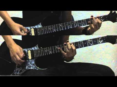 Cradle of Filth - the Death of Love - Guitar Cover