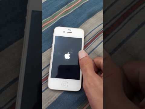 Cara mudah terbaru bypass icloud lock iphone 4