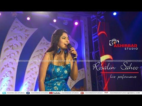 Mere Rashke Qamar (Rojalin Sahu Live Performance)