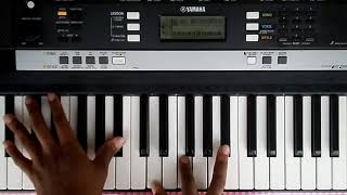 Gambar cover Asphelelanga by vusi Nova (piano tutorial)