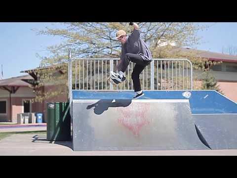 Myles Symons: Beloit Skatepark