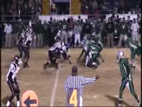 Aaron Boswell Spanish Fort Football 08 Part 2