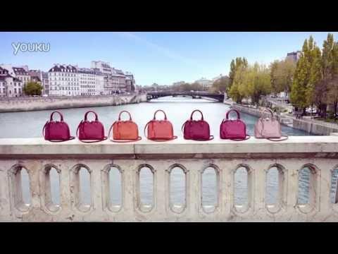 Louis Vuitton Mini Speedy Bag AD By Luvblingcover.com