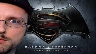 Nostalgia Critic Reactions after Wacthing Batman V Superman Dawn of Justice