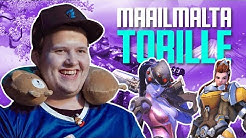 Maailmalta Torille - Overwatch World Cup 2018