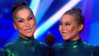 Девушки из Бурятии на шоу талантов в Великобритании