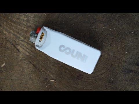 "EA&C ""made in france"" Review TEST briquet solaire Le Suncase"