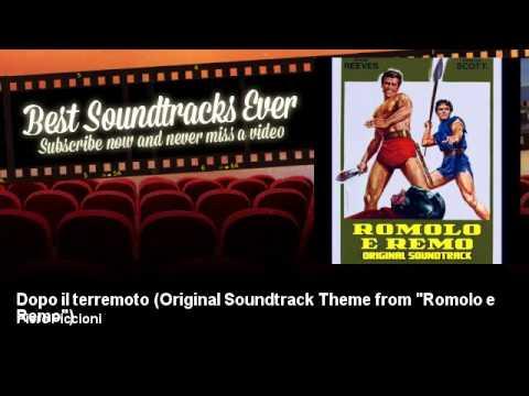 """Piero Piccioni - Dopo il terremoto - Original Soundtrack Theme from """"Romolo e Remo"""""""