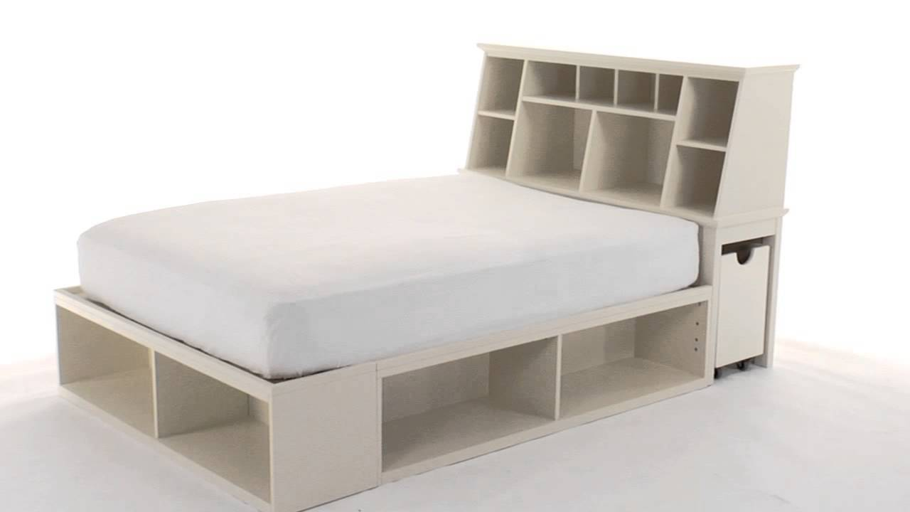 Create Customized Storage Solutions with Store-It Bedroom Furniture for Teens | PBteen - YouTube