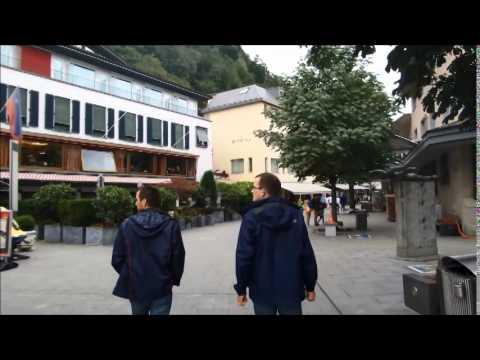 فادوز عاصمة ليختنشتاين Vaduz the capital Liechtenstein