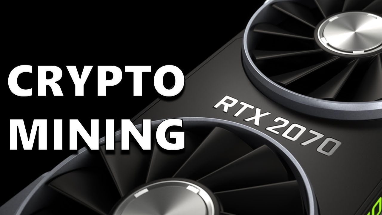 Nvidia Rtx 2070 Mining Results Are Good But Not Good Enough Youtube Most profitable coins for geforce rtx 3080. nvidia rtx 2070 mining results are good but not good enough