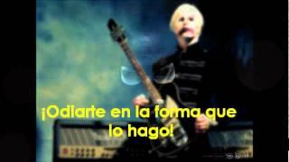 Marilyn Manson - Para - noir subtitulado