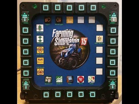 Farming Simulator 2015 Current Setup