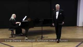 Video Luigi Denza - Funiculì, funiculà (tekst P. Turco) download MP3, 3GP, MP4, WEBM, AVI, FLV Agustus 2018
