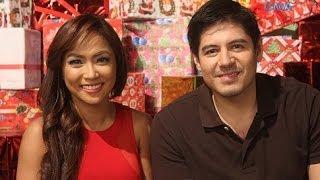 Ang paboritong regalo nina Rochelle Pangilinan at Arthur Solinap mula sa isa't isa