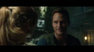 JURASSIC WORLD 2 Movie Clip   Trex vs Carnotaurus Fight Scene 2018 Chris Pratt Dinosaur Movie HD
