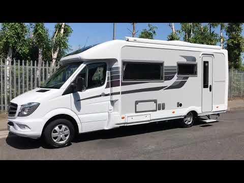 Auto-Sleeper Winchcombe Motorhome Review - WeBuyAnyMotorcaravan.com