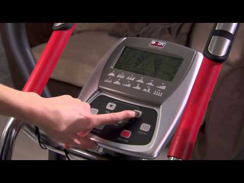 Body Sculpture BE6720 Elliptical Cross Trainer