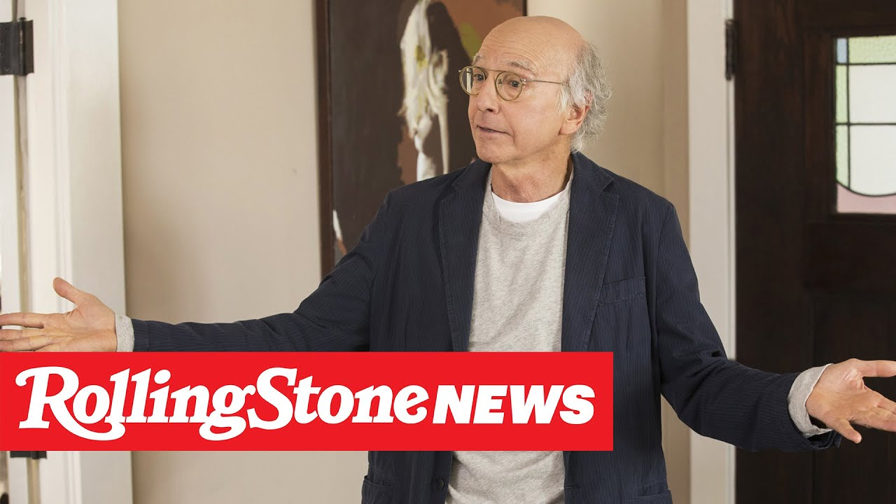 Larry David Addresses the 'Idiots Out There' in California Coronavirus PSA | RS News 4/1/20