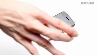 Аксессуары для iPhone 5 от SPIGEN SGP(Многообразие качественных аксессуаров компании SPIGEN SGP. Оригинальная кнопка HOME, защитная пленка, легко уста..., 2013-04-25T18:18:49.000Z)