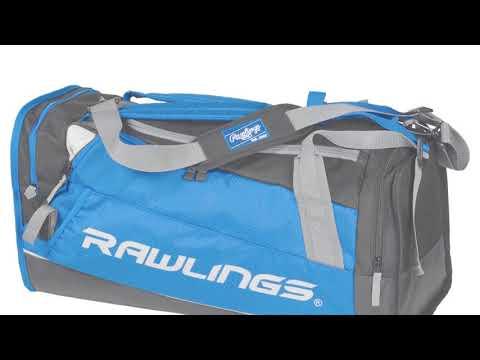7972f3cf5c Rawlings R601 Hybrid Backpack Duffel Equipment Bag